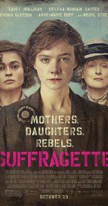 Filmomslag till Suffragette